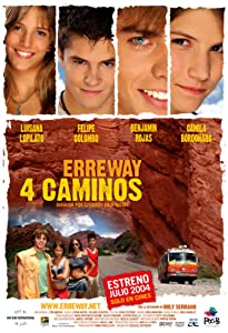 Full movies video download Erreway: 4 caminos Argentina [360x640]