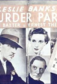 The Night of the Party (1935) Poster - Movie Forum, Cast, Reviews