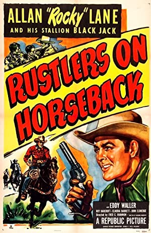 Where to stream Rustlers on Horseback