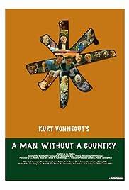 Kurt Vonnegut's A Man Without a Country Poster