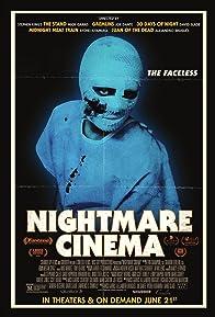 Primary photo for Nightmare Cinema