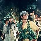 Oldrich Kaiser and Daniela Kolárová in Setkání v cervenci (1978)