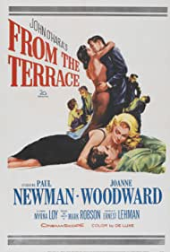 From the Terrace (1960) Poster - Movie Forum, Cast, Reviews