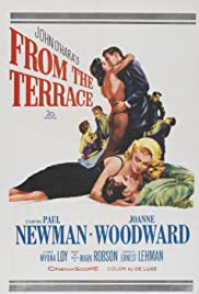 From the Terrace Poster