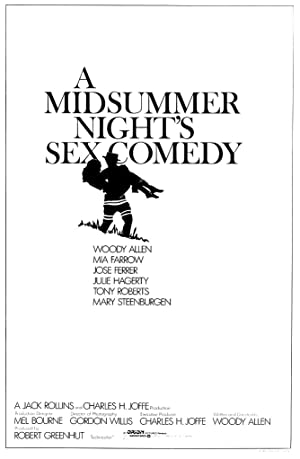A Midsummer Night's Sex Comedy Poster Image