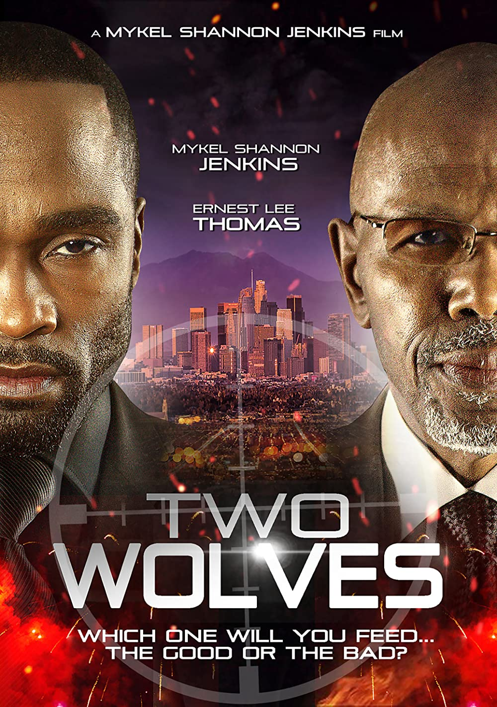 Two Wolves 2021 English 720p HDRip ESubs 800MB