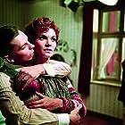 Helmut Berger and Florinda Bolkan in La caduta degli dei (Götterdämmerung) (1969)