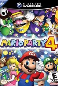 Mario Party 4 (2002) Poster - Movie Forum, Cast, Reviews