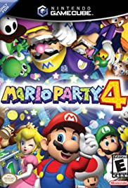 Mario Party 4 Poster