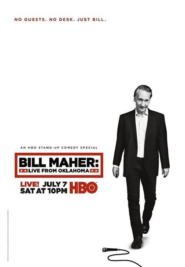Bill Maher: Live from Oklahoma (2018)