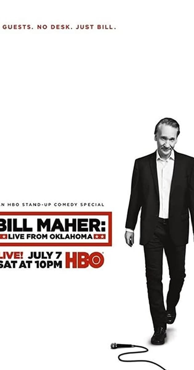 Subtitle of Bill Maher: Live from Oklahoma