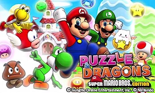 Watch free pc movies Puzzle \u0026 Dragons Z + Puzzle \u0026 Dragons: Super Mario Bros. Edition [hdrip]