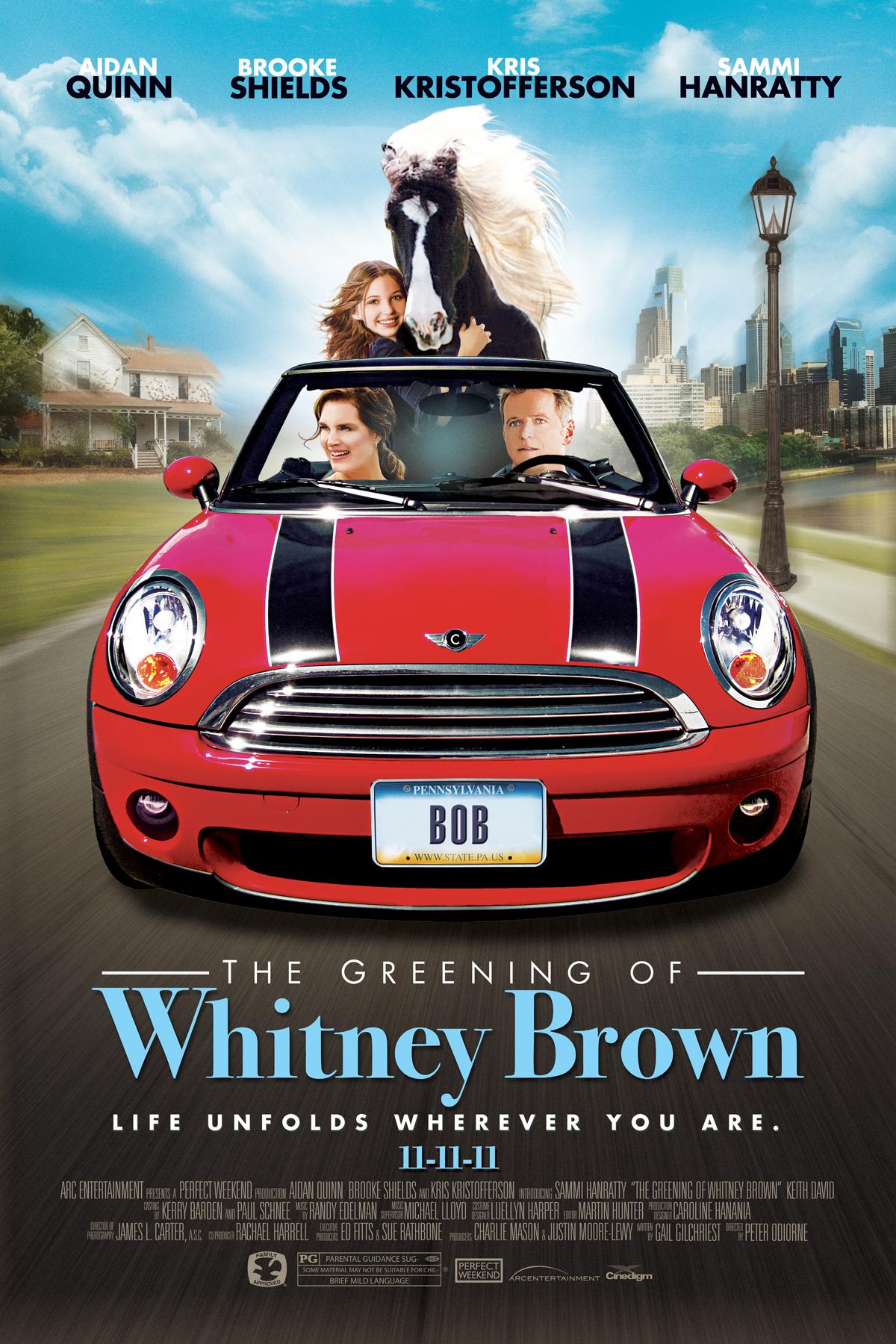The Greening of Whitney Brown (2011) - IMDb