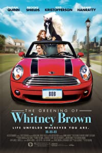 Movie trailer watch online The Greening of Whitney Brown [[480x854]