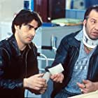 Nick Giannopoulos and Tony Nikolakopoulos in The Wog Boy (2000)