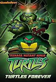 Turtles Forever Poster