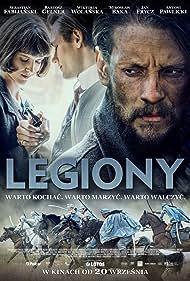 Sebastian Fabijanski, Bartosz Gelner, and Wiktoria Wolanska in Legiony (2019)