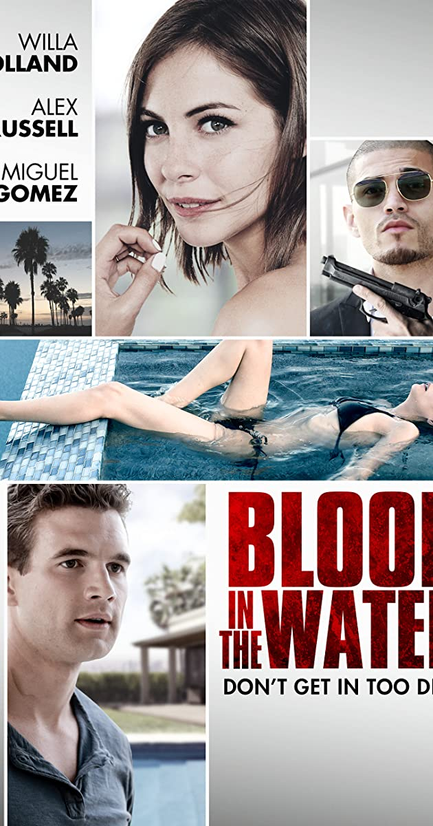 Subtitle of Blood in the Water