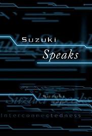 Suzuki Speaks Poster