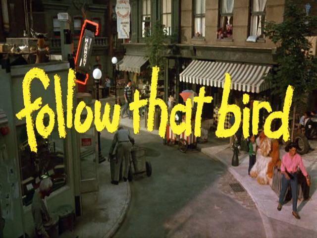 Follow That Bird 1985