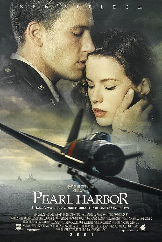 Pearl Harbor (2001) Hindi Dubbed