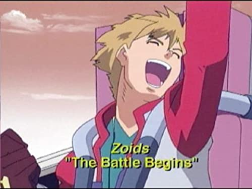Zoids: Vol. 1:The Battle Begins