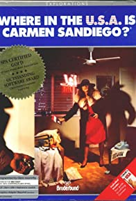 Primary photo for Where in the U.S.A. Is Carmen Sandiego?