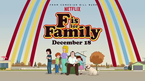 F Is for Family (TV Series 2015– ) - IMDb