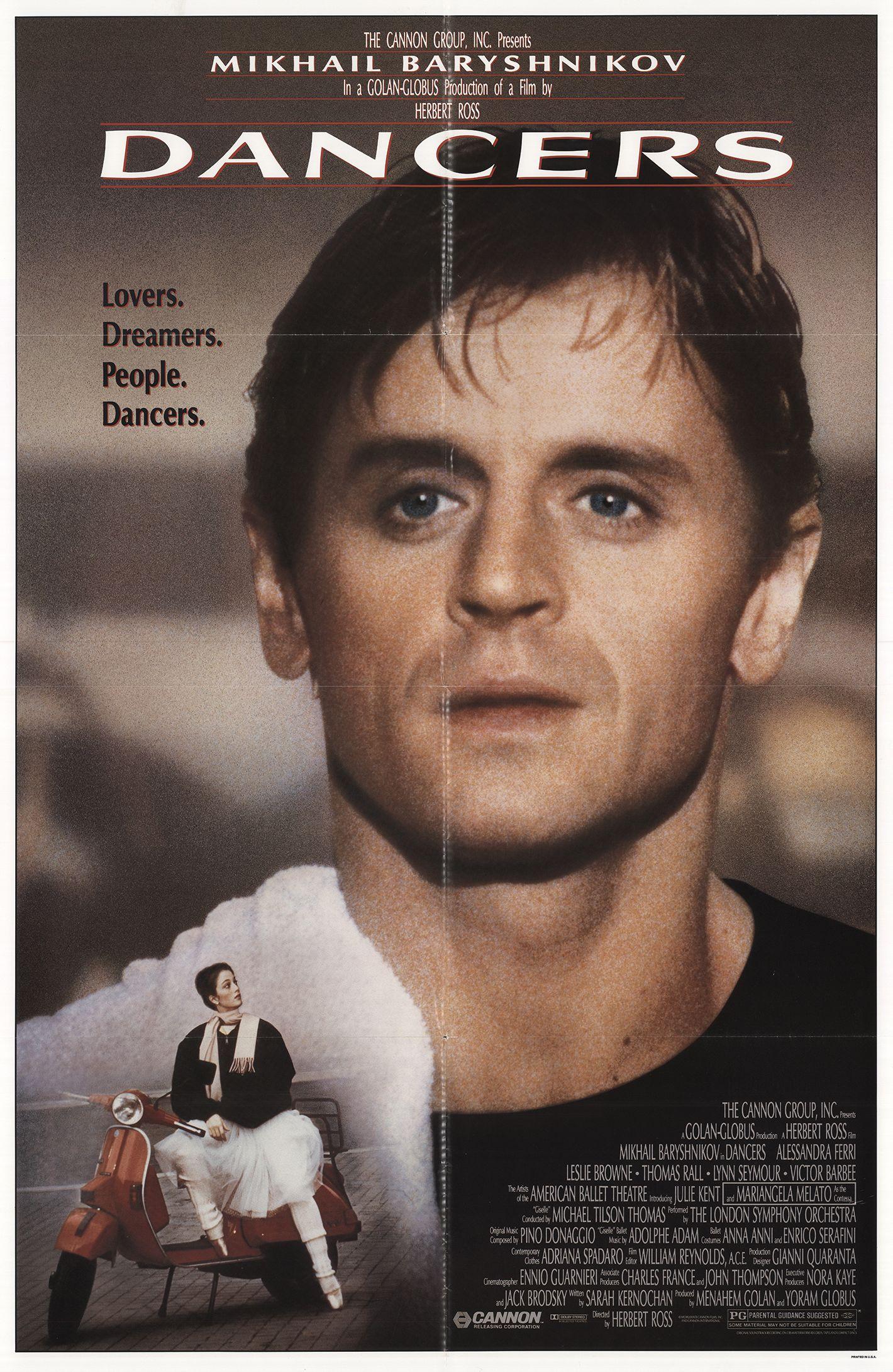 Dancers (1987)