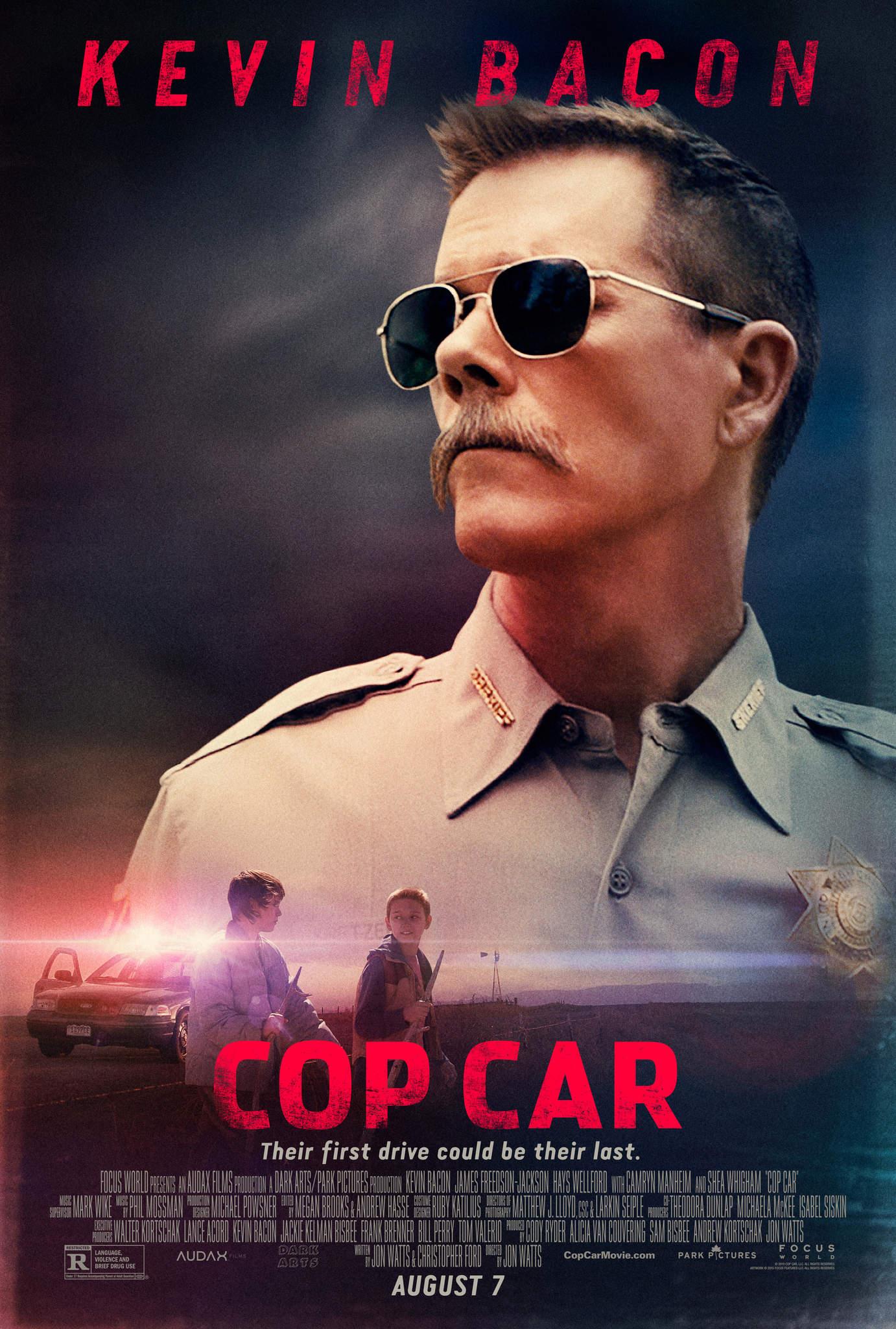 Cop Car (2015) - IMDb