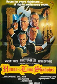 House of the Long Shadows(1983) Poster - Movie Forum, Cast, Reviews