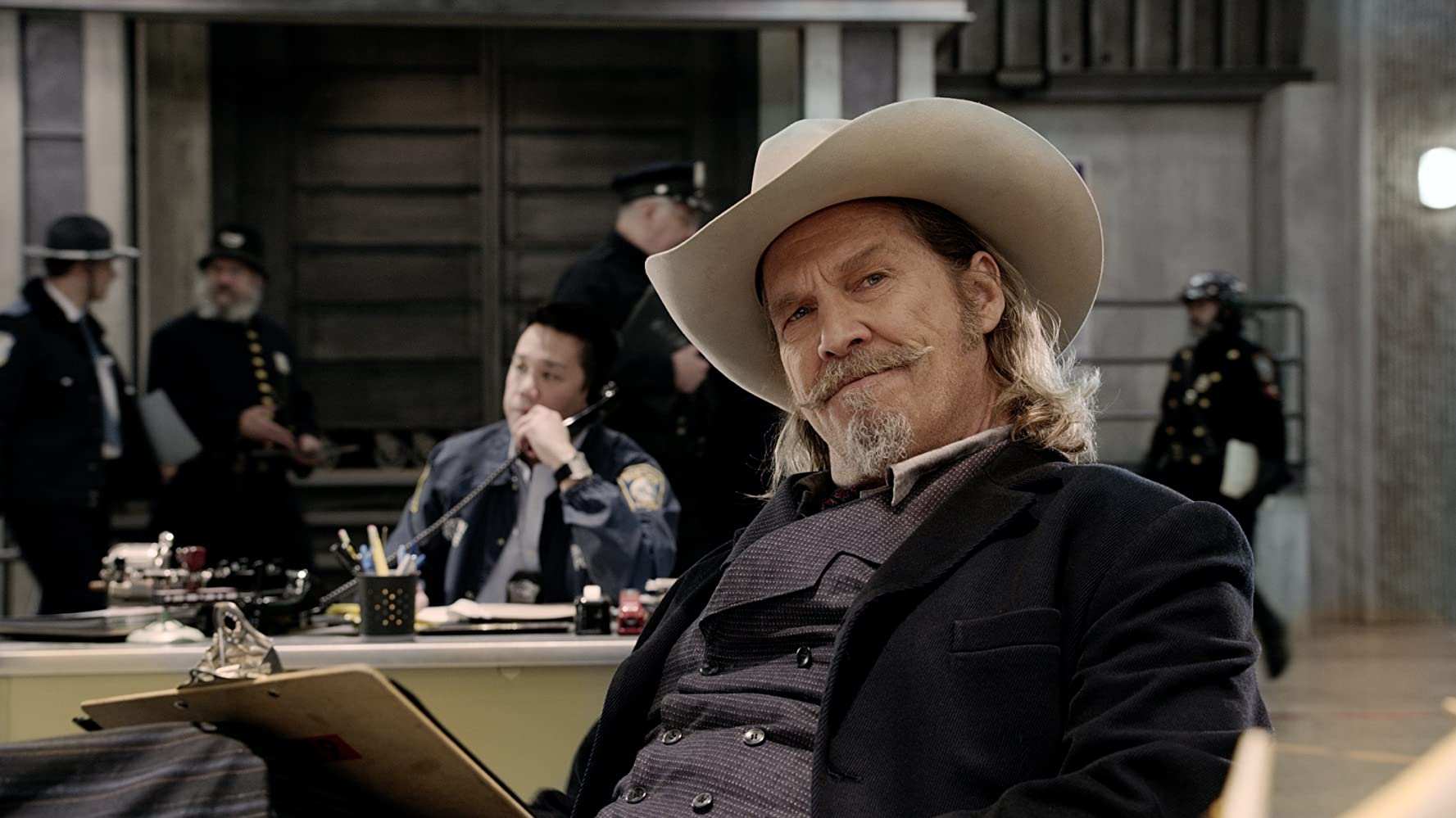 Jeff Bridges in R.I.P.D. (2013)
