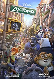 Watch Full HD Movie Zootopia (2016)