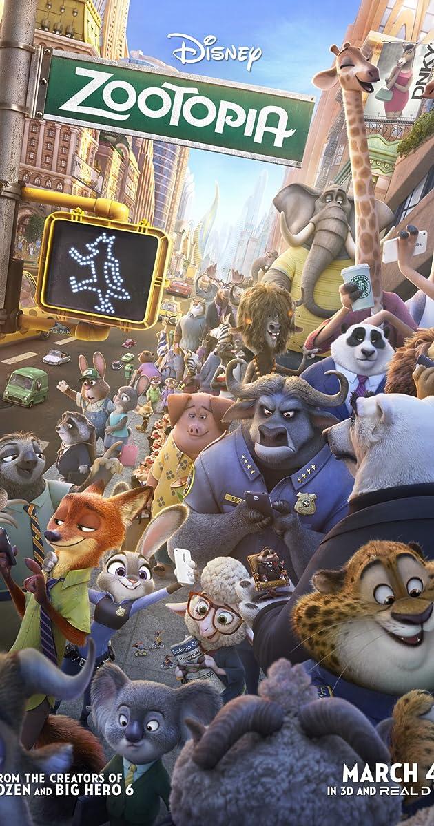 Watch Full HD Movie Zootopia (2016)