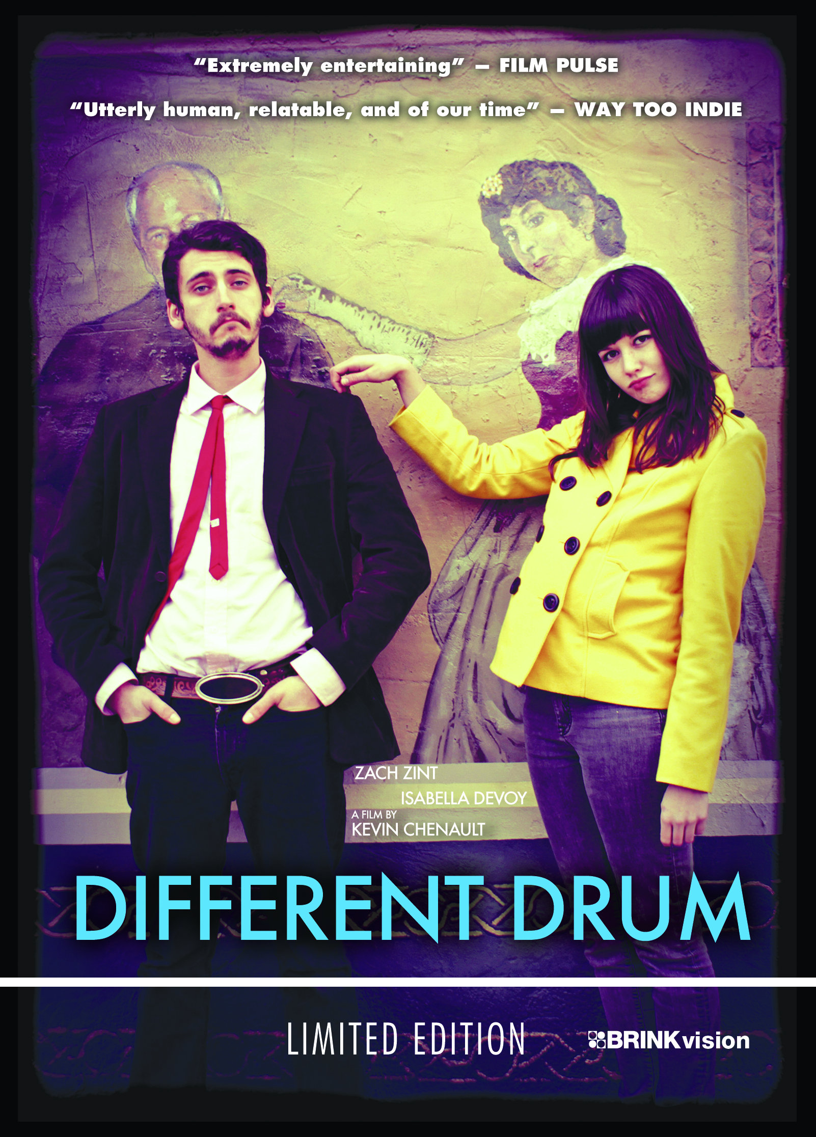 Different Drum on FREECABLE TV