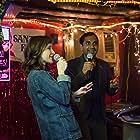 Aziz Ansari and Noël Wells in Master of None (2015)