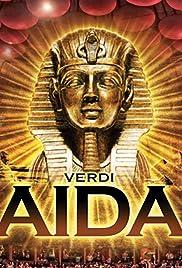 Aida at the Royal Albert Hall Poster