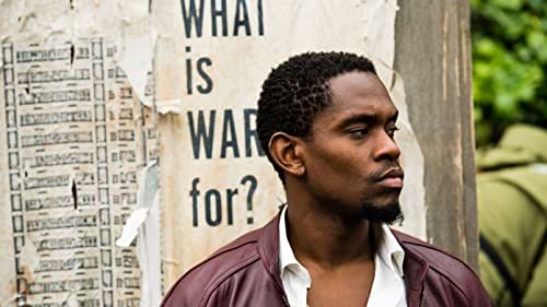 Set in '70s Jamaica and '80s London, 'Yardie' centers on the story of 'D' (Aml Ameen) who embarks on an explosive quest for retribution following the death of his brother.
