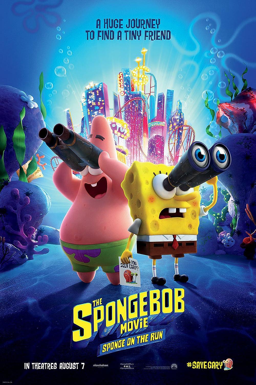 The SpongeBob Movie: Sponge on the Run (2020) Subtitle Indonesia