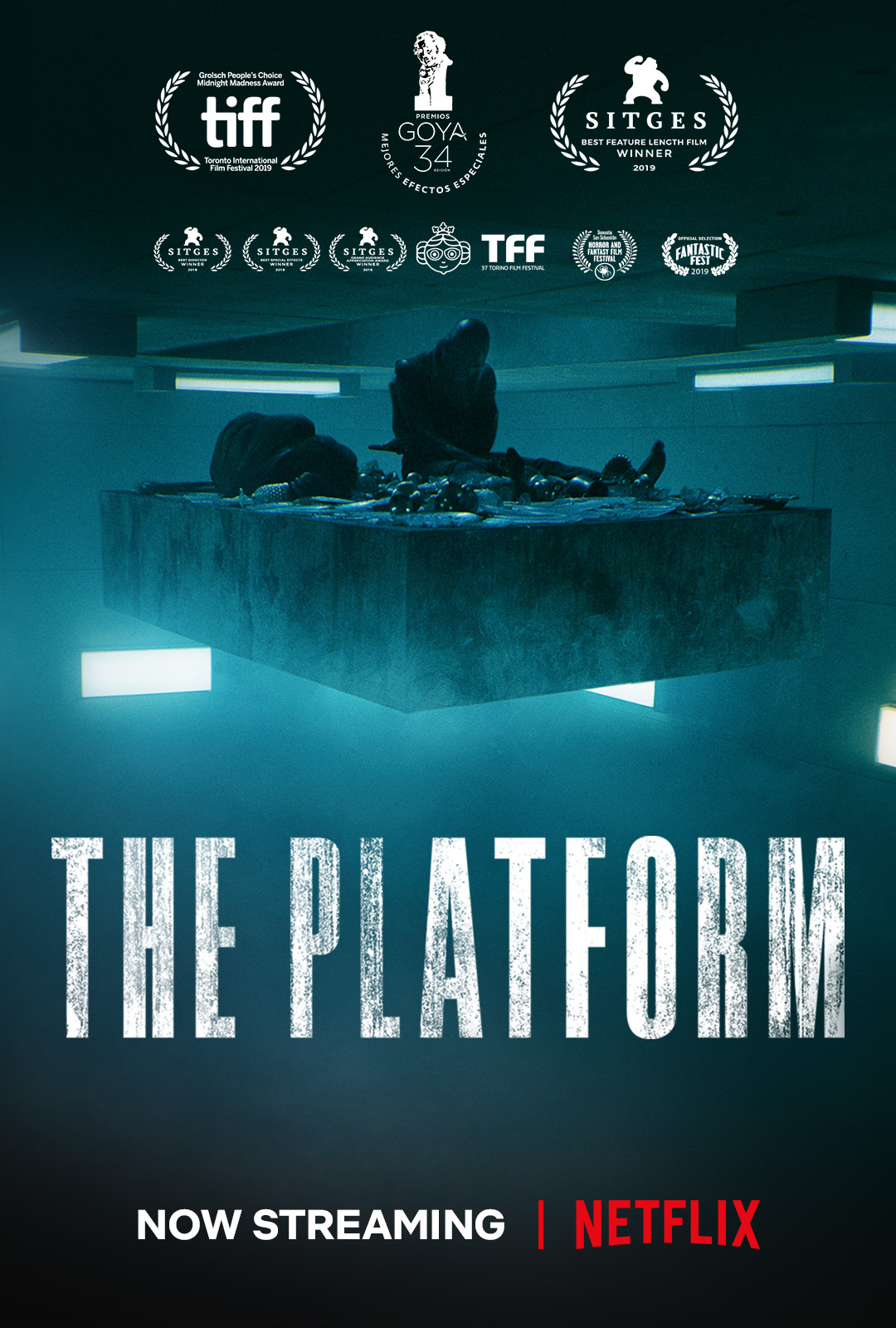 The Platform (2019) English WEB-DL [Eng Subs] 1080p | 720p | 480p