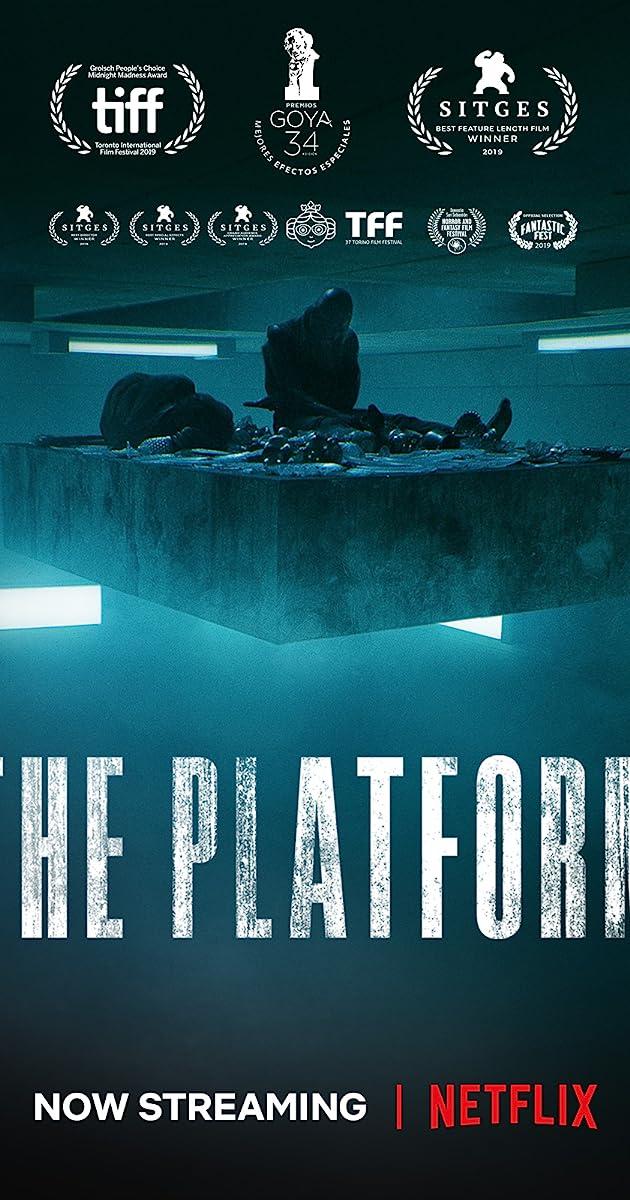 The Platform (2019) - IMDb