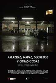 Palabras, mapas, secretos y otras cosas Poster