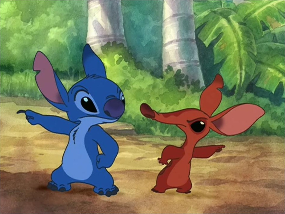 Lilo Stitch The Series Finder Experiment 428 Tv Episode 2003