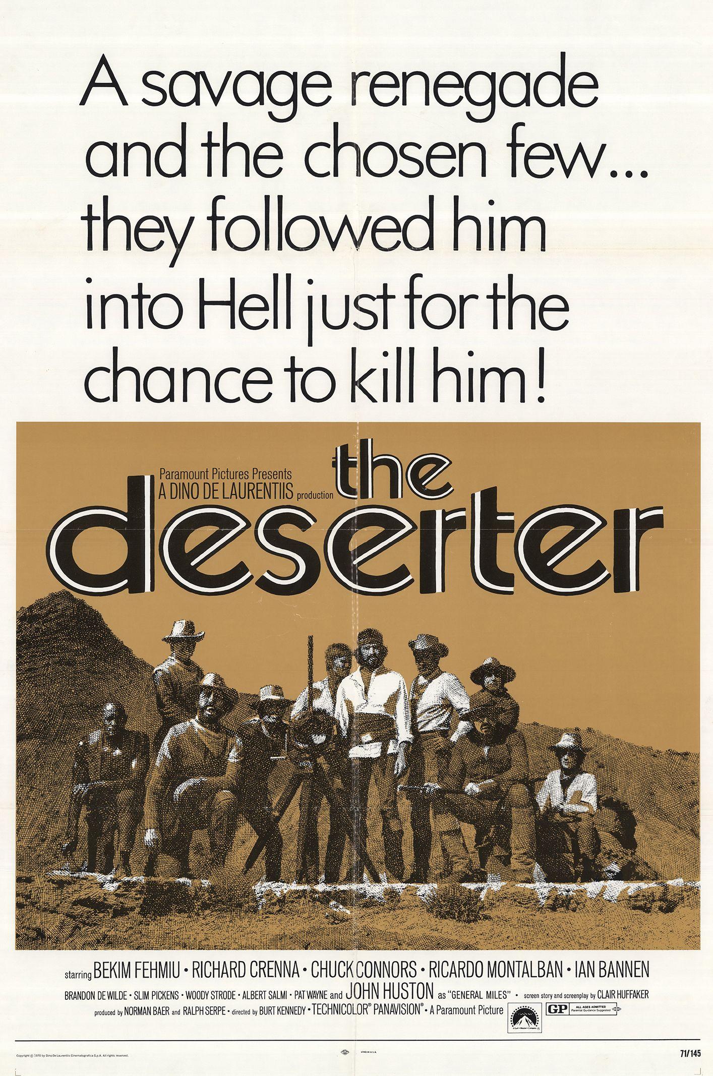 DESERTION BAIXAR FILME