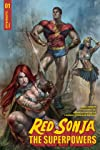 'Red Sonja: The Superpowers #1' Review
