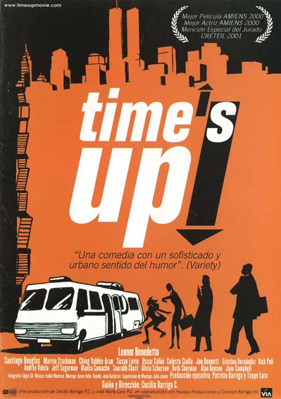 Time's Up! (2001)