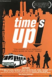 Time's Up! Poster