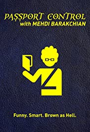 Passport Control with Mehdi Barakchian Poster