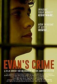 Evan's Crime Poster