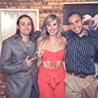 Matthew Ford, Lindsey Kuehl, and Paulo Martins at an event for Ahockalypse (2018)
